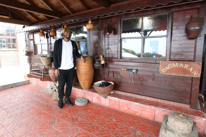 Leonard Kweuke: İçimdeki ses beni bugünlere getirdi