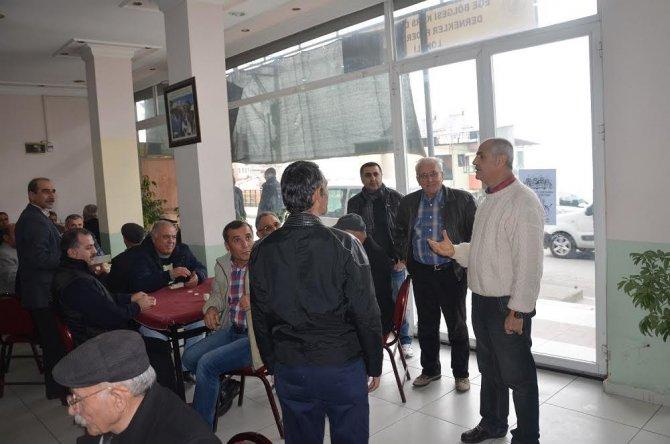 CHP Milletvekili Çam: Halkın sarayın lüksünde gözü yok, ekmeğinin derdinde