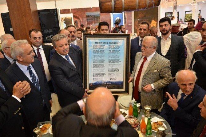 Emitt Fuarı'nda Erzincan'a Ödül