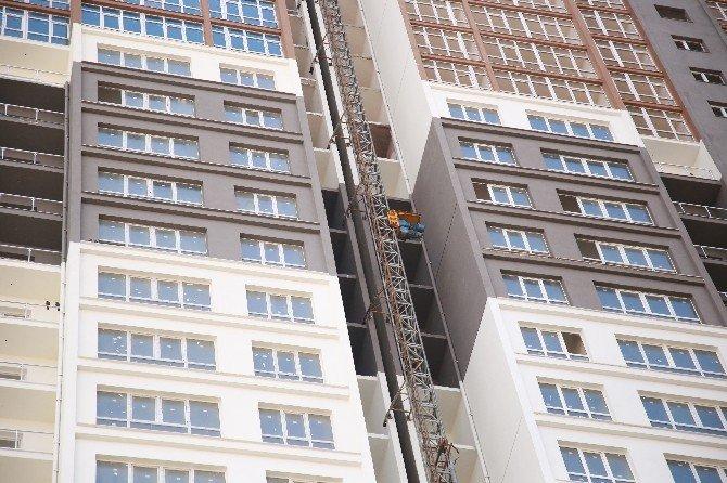 Lüks İnşaatta Asansör Faciası: 3 Ölü