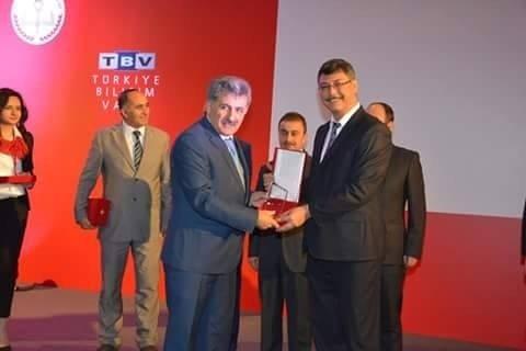 Eskişehir'e ''Girişimcilikte Önce Kadın'' Projesinde Destek Ödülü