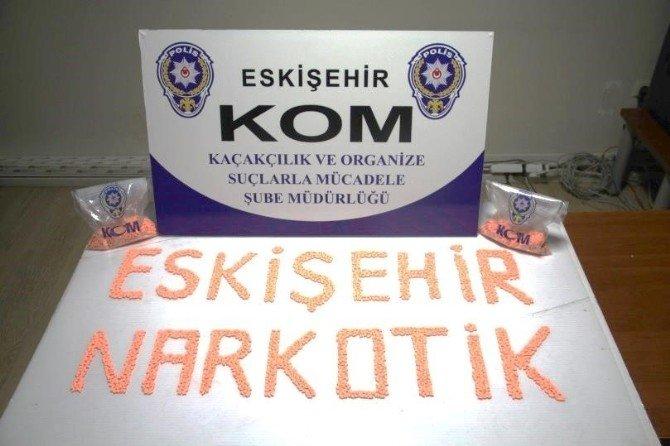 Eskişehir'de 2015 Yılı Uyuşturucuyla Mücadele Çalışmaları