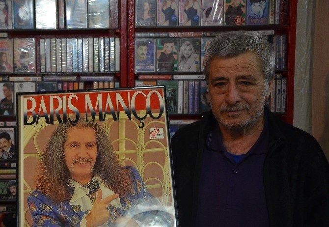 Manço Eskişehir'de De Unutulmadı
