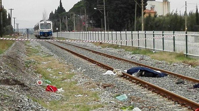 Tren kazasında ölen yaşlı adamın iki yıl önce ameliyat parası çalınmış