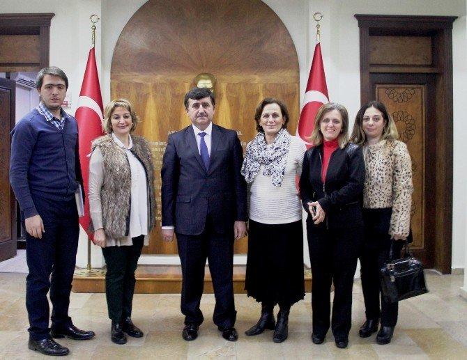 Trabzon'da Hasta Yakınlarının Birçok İhtiyacını Karşılayacak Proje Hayata Geçiyor