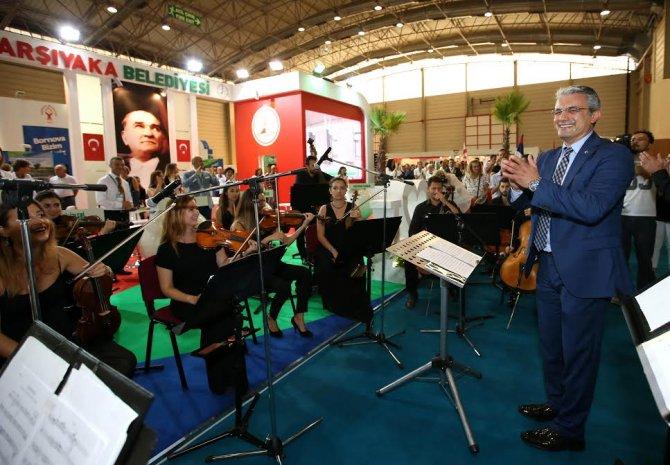 Karşıyaka'da klasik müzik şöleni