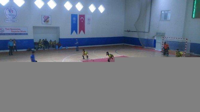 Hokey 1.lig Maçları Malatya'da Başladı