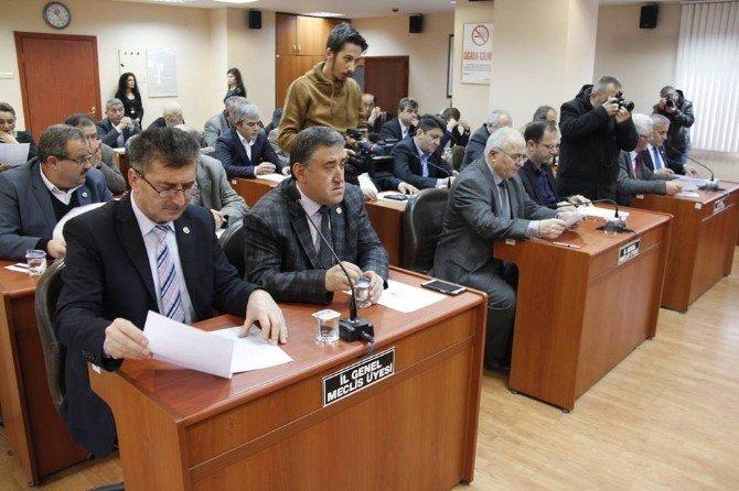 İl Genel Meclisi Şubat Ayı İlk Toplantısını Tamamladı