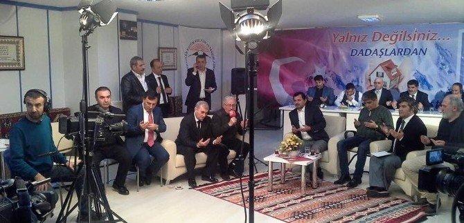 İstanbul Erzurum Dernekleri Federasyonundan Anlamlı Kampanya