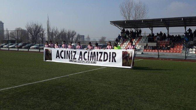 Hayatını Kaybeden Genç Futbolcu Unutulmadı