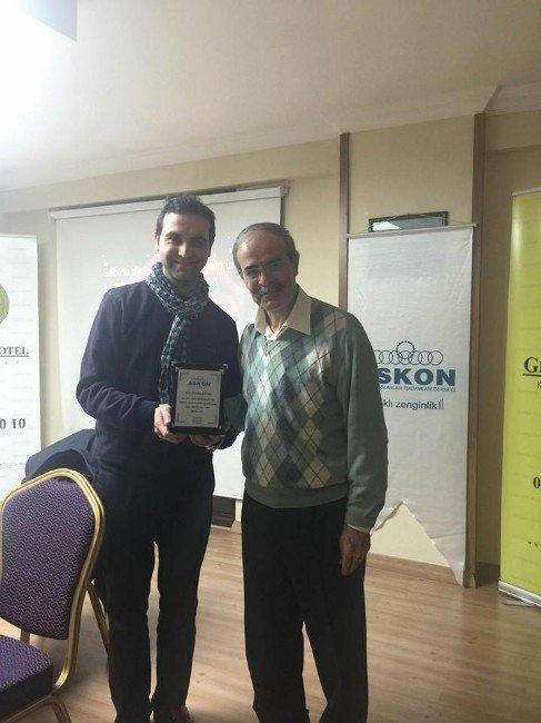 ASKON 'Dan İş Dünyası Ve Aile Semineri