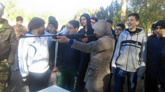 Osmaniye Aslantaş Kış Kampı'nın 2. Dönemi Sona Erdi