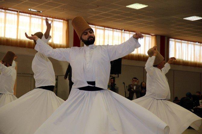 Sema Gösterisi İtalya'daki Türkleri Mest Etti
