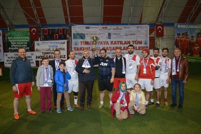 Başkan Baran, Futbol Turnuvasının Finaline Katıldı