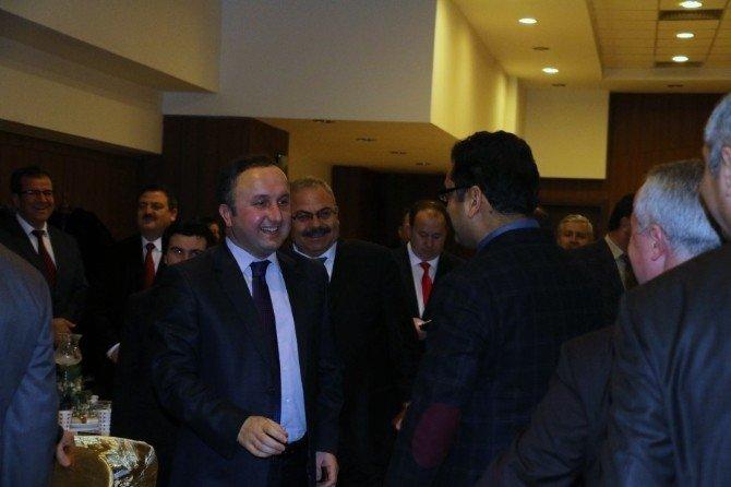 Efed Projesi'nin Üst Kurul Toplantısı Gediz'de Yapıldı