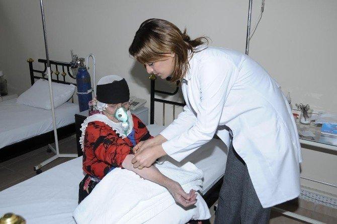 2 Milyon Lira Değerinde Sağlık Yardımı Yapıldı