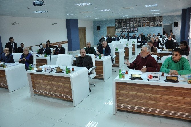 Bozüyük Belediye Meclisi Şubat Ayı Toplantısı Yapıldı
