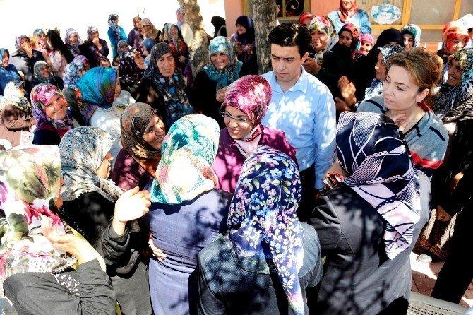 Meram'da Hemşehrim Masası Çözüm Üretiyor