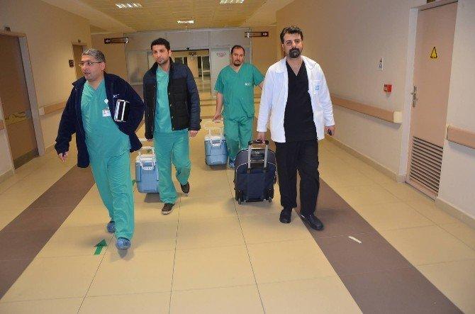 Kalbine Yenilen Şahsın Organları 3 Hastaya Umut Oldu