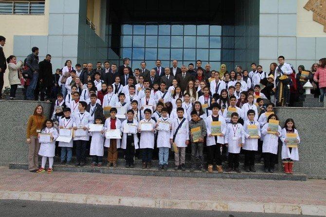 İnönü Çocuk Üniversitesi 2016 Kış Etkinliği Sona Erdi