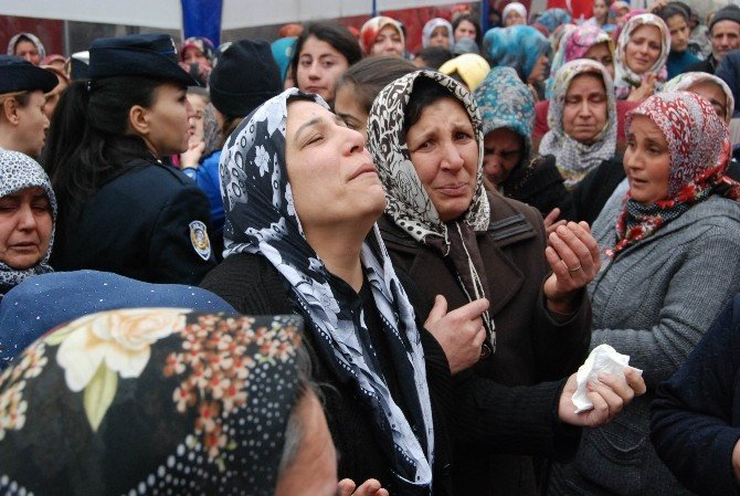 Gaziantepli Şehidin Cenazesi Baba Ocağına Getirildi