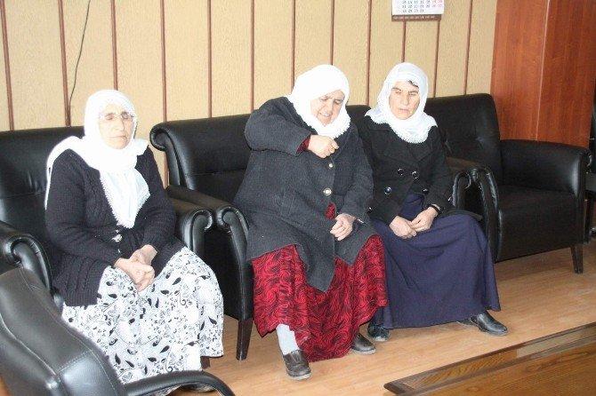 Siirt Müftüsü'nden Barış Annelerine Hadisli Cevap