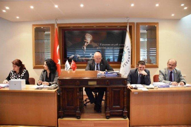 Süleymanpaşa Belediye Meclisi 3 Şubat Çarşamba Günü Toplanacak