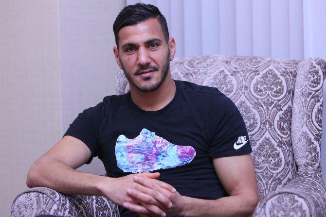 Deniz Kadah: Futbol benim hayatım