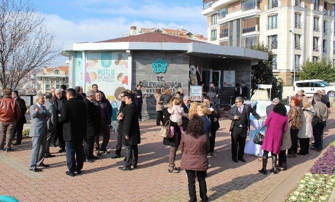 Süleymanpaşa Belediyesi Çocuk Ruh Sağlığı Merkezi Açıldı