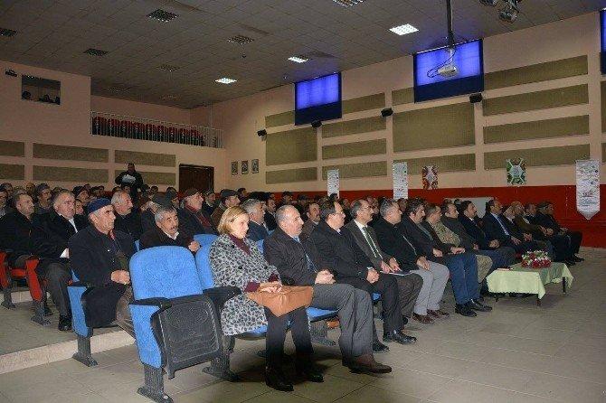 TKDK Bilgilendirme Toplantısı Yapıldı