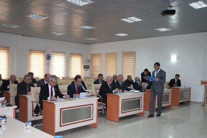 İl Genel Meclisi Şubat Ayı İlk Birleşim Toplantısı