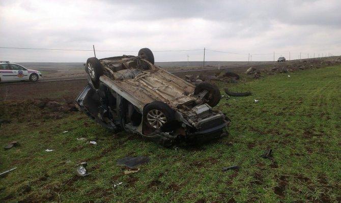 Siverek'te trafik kazası: 3 ölü, 8 yaralı