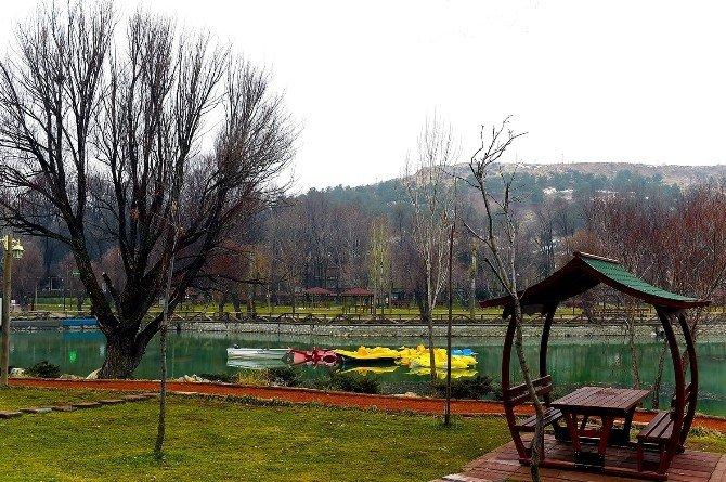 Başkan Çakır, Turgut Özal Tabiat Parkında İncelemede Bulundu