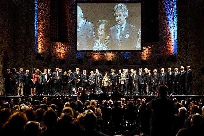 Itri Tük Mûsikîsi Ödülleri Sahiplerini Buluyor