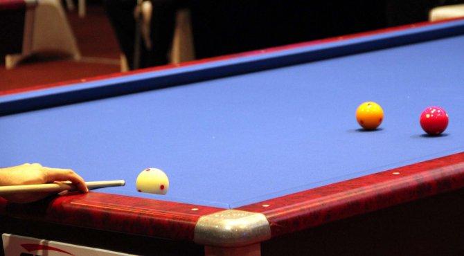 3 Bant Dünya Bilardo Kupası heyecanı Bursa'da başladı