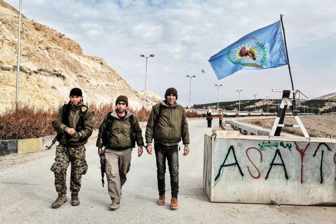 YPG'li komutan: Fırat'ın batısına geçtik, inanmayan gelip görebilir