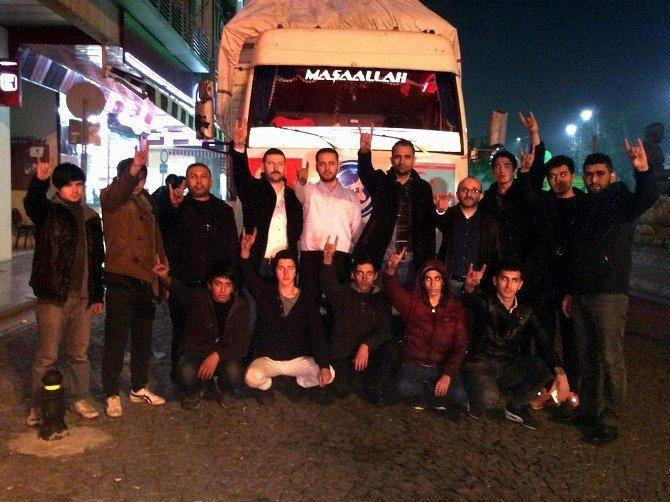 Aydın Ülkü Ocakları, Türkmenlere Yardımlarını Sürdürüyor