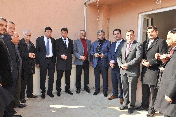 Ülkü İşçiler Derneği 125. Şubesi Nazilli'de Açıldı