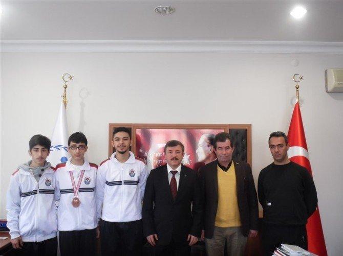 Yalovalı Eray Türkiye Üçüncüsü Oldu