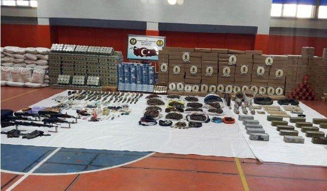 Cizre Ve Sur'da 7 Terörist Etkisiz Hale Getirildi
