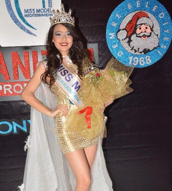 Mıss Mediterranean Yarışması'nın Kraliçesi Belli Oldu