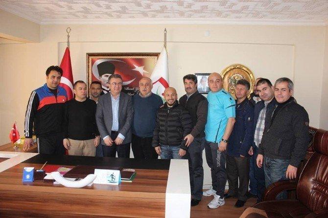 Yeni Çeltek Kömür İşletmeleri Genel Müdürü Osman Coşkun, Yozgat Askf Üyeleri İle Bir Araya Geldi