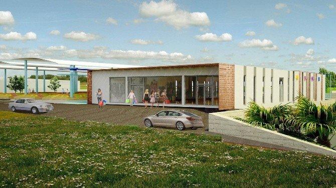 Merkezefendi Belediyesi'nin Yeni Mahalle Kompleksi Haziran'da Bitecek
