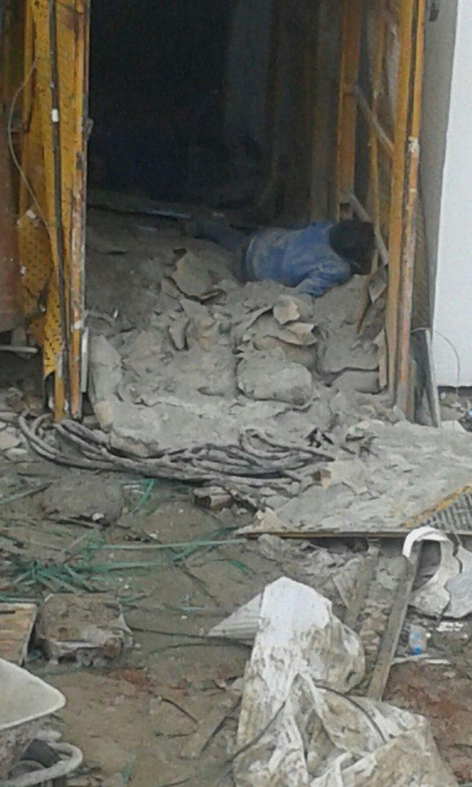 Esenyurt'ta asansör faciası: 3 işçi öldü