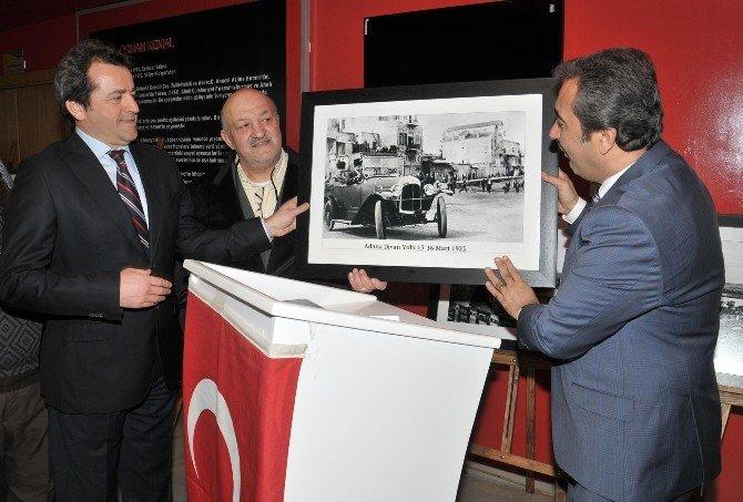 Nostaljik Adana Yolculuğu Başladı