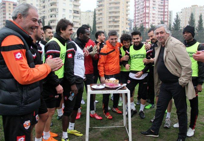 Adanaspor'da Giresunspor hazırlıkları sürüyor