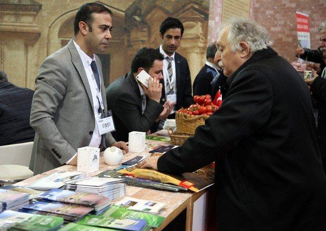 Ağrı İbrahim Çeçen Üniversitesi EMITT 2016 Fuarı'nda