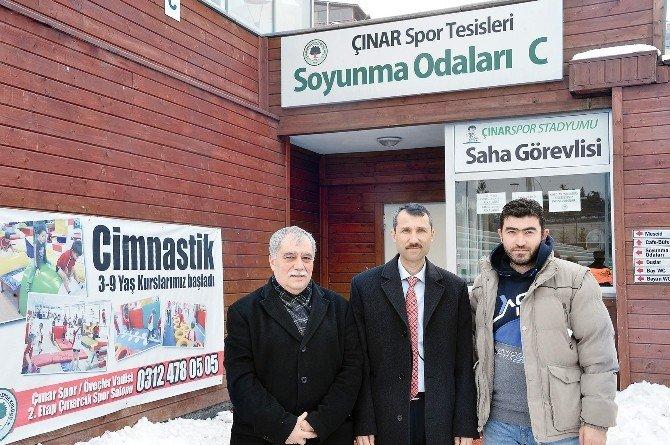 Ankara Büyükşehir'den Amatör Spora Destek