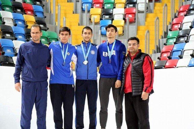 Aydınlı Atletler İstanbul'u Salladı
