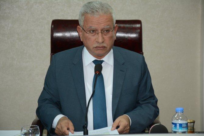 Balıkesir Üniversitesi Rektörü Özdemir bir yılını değerlendirdi